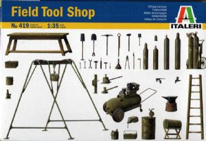 IT0419  Field Tool Shop